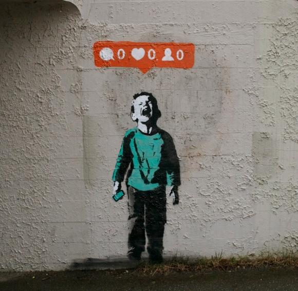 i♥ Street Art Nobody Likes Me